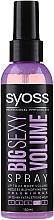 Kup Spray zwiększający objętość włosów - Syoss Big Sexy Volume Blow Dry Spray