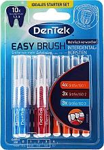 Kup Szczoteczki do czyszczenia przestrzeni międzyzębowych - DenTek Interdental MIX Easy Brush