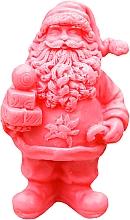 Kup Naturalne mydło ręcznie robione o zapachu pierniczkowym Św. Mikołaj z prezentami - LaQ Happy Soaps