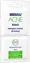 Kup Matująca maska do twarzy - Novaclear Acne