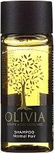 Kup Szampon do włosów normalnych - Olivia Beauty & The Olive Tree Normal Hair Shampoo (miniprodukt)
