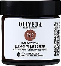 Kup Krem do twarzy - Oliveda F42 Gesichtscreme Hydroxytyrosol Corrective Face Cream
