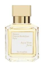 Kup Maison Francis Kurkdjian Aqua Vitae Forte - Woda perfumowana (tester bez nakrętki)