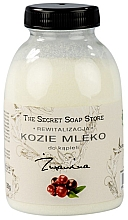 Kup Kozie mleko do kąpieli Żurawina - The Secret Soap Store Cranberry Goat Milk