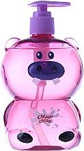 Kup Żel do kąpieli dla dzieci o zapachu galaretki truskawkowej Hipopotam - Chlapu Chlap Bath & Shower Gel