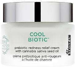 Kup Odświeżający i kojący prebiotyczny krem do twarzy - Dr. Brandt Cool Biotic Prebiotic Redness Relief Cream