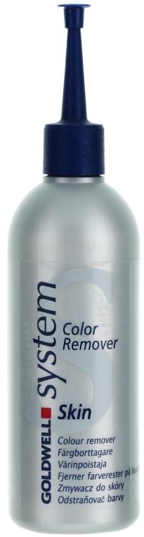 Preparat do delikatnego usuwania pozostałości po koloryzacji - Goldwell System Color Remover Skin — фото N1