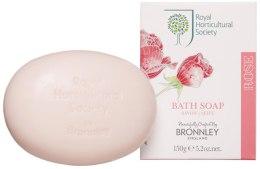Kup Bronnley RHS Rose - Mydło w kostce do kąpieli