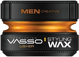 Kup Wosk do stylizacji włosów - Vasso Professional Hair Styling Wax Usher