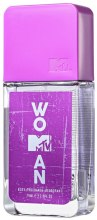 Kup MTV Perfumes MTV Woman - Perfumowany dezodorant z atomizerem