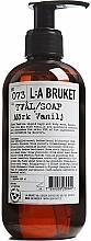 Kup Mydło w płynie do rąk i ciała Ciemna wanilia - L:A Bruket No. 073 Hand & Body Wash Dark Vanilla