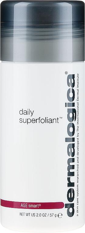 Superzłuszczacz do codziennego stosowania - Dermalogica Age Smart Daily Superfoliant — фото N2