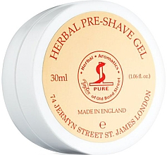 Kup Żel przed goleniem - Taylor of Old Bond Street Herbal Pre-Shave Gel