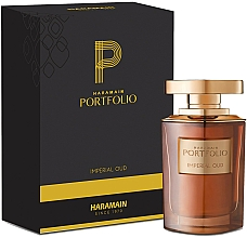 Kup Al Haramain Portfolio Imperial Oud - Woda perfumowana