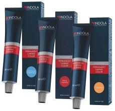Krem koloryzujący do włosów z amoniakiem - Indola Permanent Caring Color — фото N2