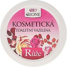 Kup Wazelina kosmetyczna z olejem różanym - Bione Cosmetics Cosmetic Vaseline With Rose Oil