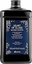 Kup Rewitalizujący szampon do włosów blond - Davines Heart Of Glass Silkening Shampoo