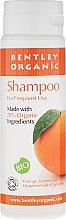 Kup Szampon do włosów Pomarańcza, cytryna, grejpfrut i rumianek - Bentley Organic Shampoo For Frequent Use