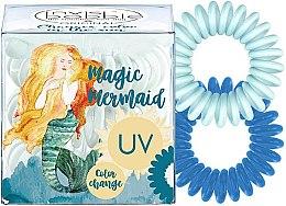 Kup Guma-bransoletka do włosów, 3 szt. - Invisibobble Original Ocean Tango