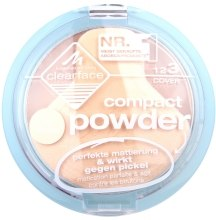 Kup Antybakteryjny puder w kompakcie - Manhattan Clearface Compact Powder