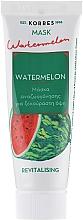 Kup Rewitalizująca maska do twarzy Arbuz - Korres Watermelon Revitalising Mask