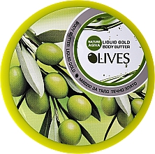 Kup Masło do ciała z oliwą z oliwek - Nature of Agiva Olives Body Butter
