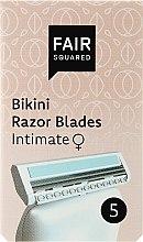 Kup Wymienne ostrza do golenia - Fair Squared Bikini Razor Blades