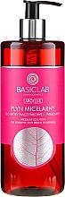 Kup Płyn micelarny do twarzy do skóry naczynkowej i wrażliwej - BasicLab Dermocosmetics Micellis
