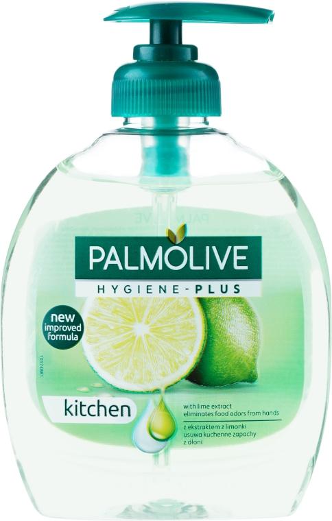 Kuchenne mydło w płynie do rąk Limonka - Palmolive Kitchen Hand Wash Anti Odor