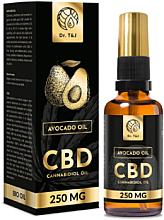 Kup PRZECENA! Naturalny olej z awokado Bio CBD 250mg - Dr. T&J Bio Oil *