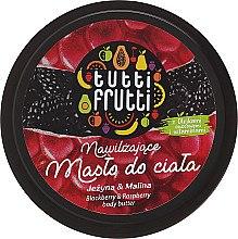 Kup Nawilżające masło do ciała Malina i Jeżyna - Farmona Tutti Frutti Blackberry & Raspberry