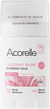 Kup PRZECENA! Bezzapachowy dezodorant-balsam w sztyfcie - Acorelle Deodorant Balm *