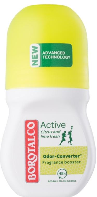 Dezodorant w kulce - Borotalco Active — фото N1