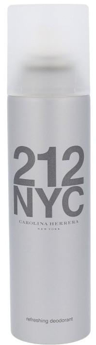 Carolina Herrera 212 NYC - Perfumowany odświeżający dezodorant w sprayu