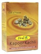 Kup Maska w pudrze do włosów cienkich i osłabionych - Hesh Kapoor Kachli Powder