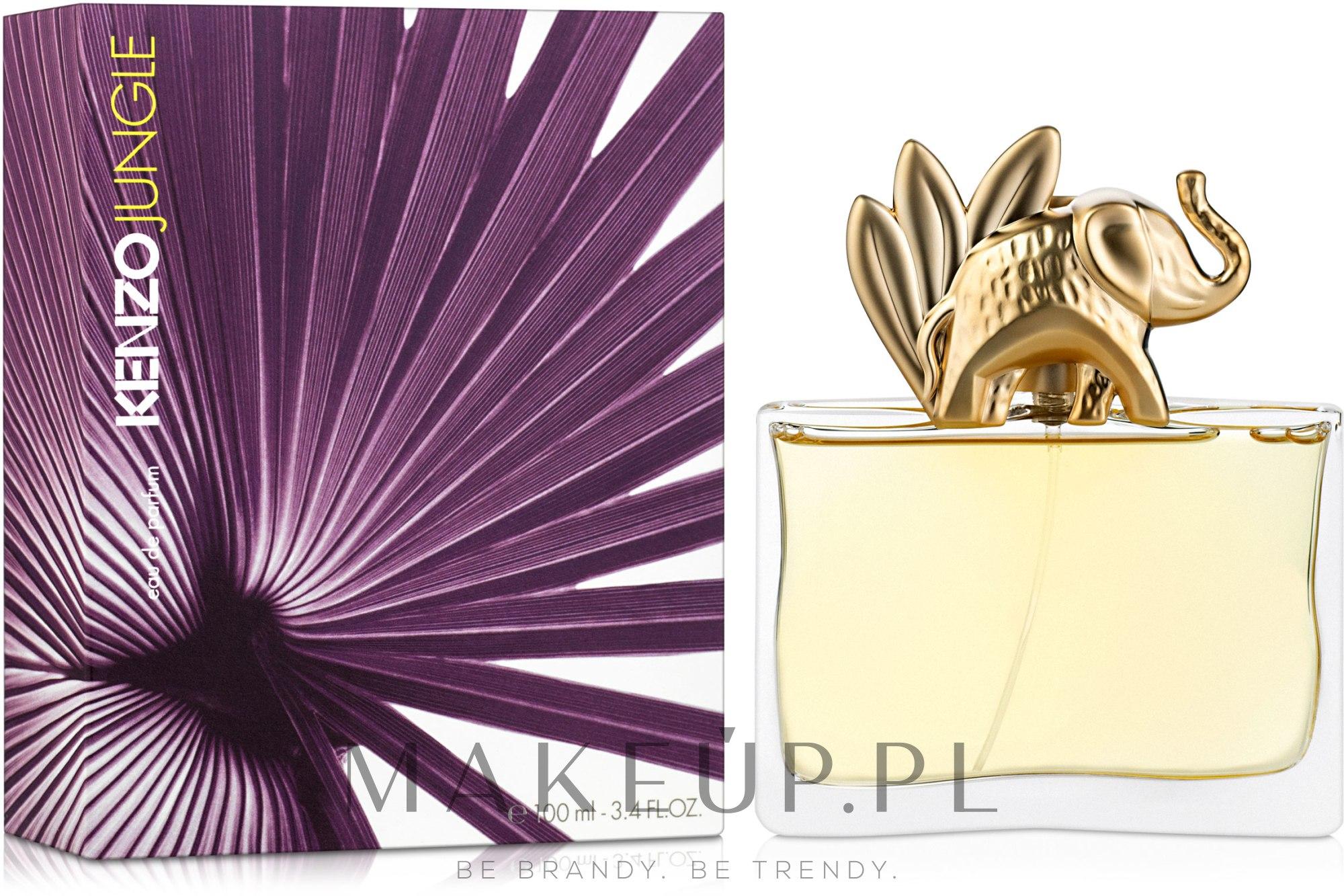 Kenzo Jungle L'Elephant - Woda perfumowana — фото 100 ml