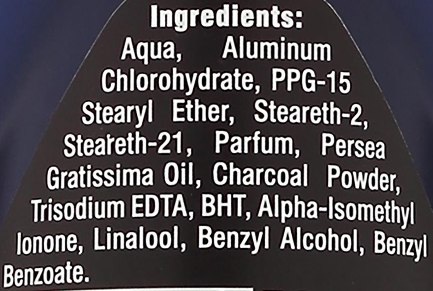 Antyperspirant w kulce dla mężczyzn - Nivea Men Deep Black Carbon Espresso Anti-Perspirant — фото N2