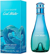 Kup Davidoff Cool Water Woman Summer 2019 - Woda toaletowa
