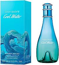 Davidoff Cool Water Woman Summer 2019 - Woda toaletowa — фото N1