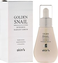 Kup Wybielające serum do twarzy - Skin79 Golden Snail Intensive Radiant Serum