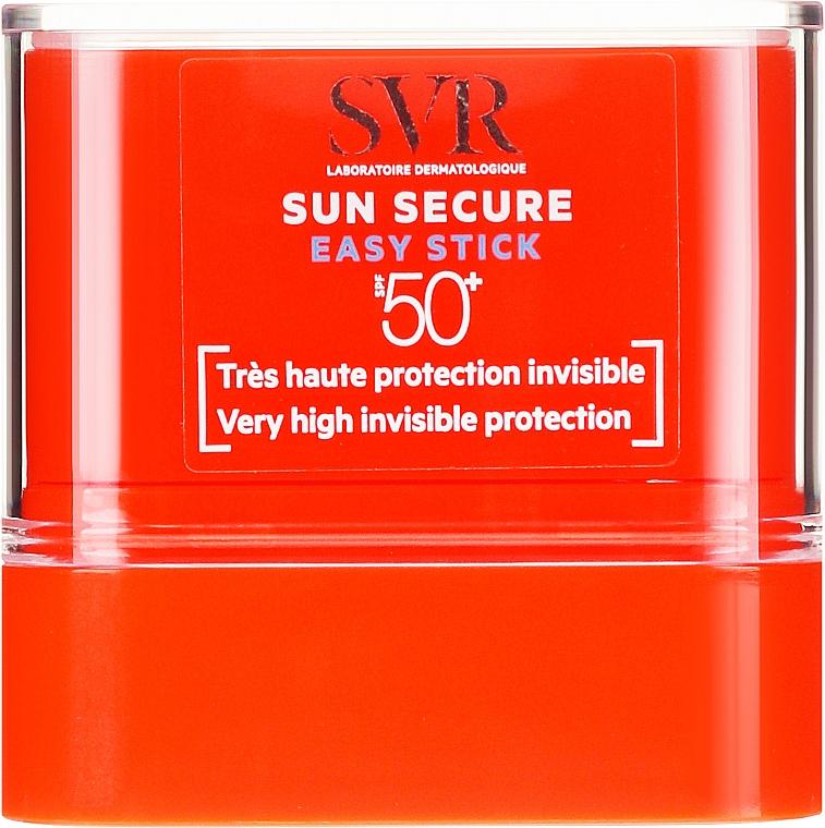 Sztyft ochronny do ciała SPF 50 - SVR Sun Secure Easy Stick — фото N1