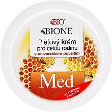 Kup Uniwersalny krem rodzinny z mleczkiem pszczelim i koenzymem Q10 - Bione Cosmetics Honey + Q10 Cream