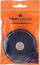 Kup Dwustronne lusterko kosmetyczne 5565, ciemno-niebieskie - Top Choice