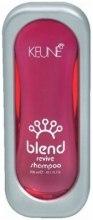 Kup Odbudowujący szampon do zniszczonych włosów - Keune Blend Revive Shampoo