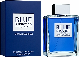 Kup Antonio Banderas Blue Seduction - Woda toaletowa