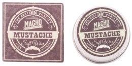 Kup Wosk do wąsów - Macho Beard Company Soft Natural Mustache Wax