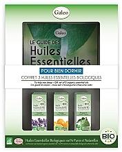 Kup Zestaw olejków eterycznych - Galeo To Help You Sleep Gift Set (ess/oil/3x10ml)