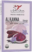Kup Koloryzujący proszek do włosów - Le Erbe di Janas Alkanna