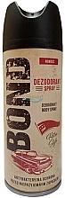 Kup Dezodorant - Bond Retro Style Deo Spray