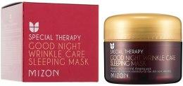 Kup Retinolowa przeciwzmarszczkowa maska odżywcza na noc - Mizon Good Night Wrinkle Care Sleeping Mask